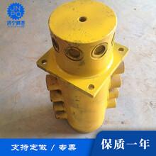 山東濟寧旋轉接頭生產廠家鵬齊挖掘機專用中央回轉體圖片