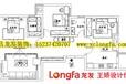 许昌瑞贝卡.和天下小区38号楼2单元01户型装修效果图