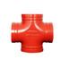 内外涂塑钢管绝缘性能好作为电线的保护管永
