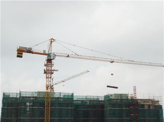北海塔机出租公司创造广西建机塔机中联重科塔吊施工