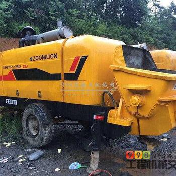 钦州市二手混凝土搅拌泵二手混凝土砂浆泵出租出售