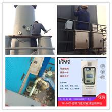 江苏环保验收砖厂cems烟气排放连续监测设备多少钱图片