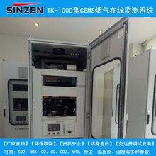SINZEN新澤CEMS煙氣分析儀測so2、co、粉塵、溫壓流圖片