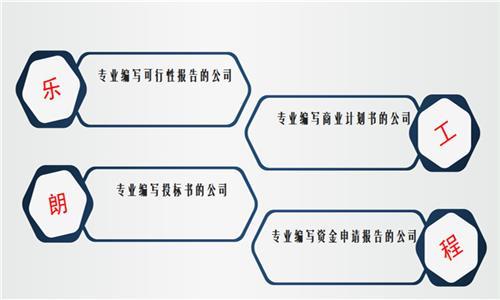 潍坊可研报告|可行性报告编写可行-甲乙丙资质
