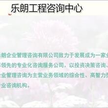 丰镇咨询服务公司写商业计划书