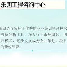 九江去哪找写项目分析报告的正规公司代写可研图片