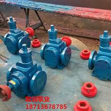 临河齿轮泵发货通知-YCB-8型圆弧齿轮泵图片