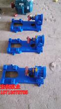 海拉尔化工采购2CY-1.08型齿轮泵-宏润高压油泵图片