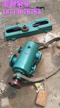 产品发货德惠市-规格3G80X2-46型沥青保温螺杆泵图片
