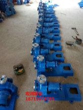 蓬莱齿轮泵-质保一年RY50-32-200型导热油泵-老品牌图片