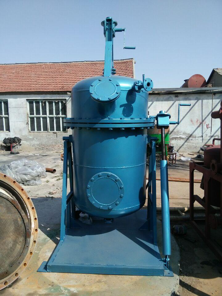 国外原油蜡油渣油炼柴油废机油再生柴油新式催化炼油设备