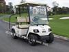 A2座电动高尔夫车系统先进性能优越!