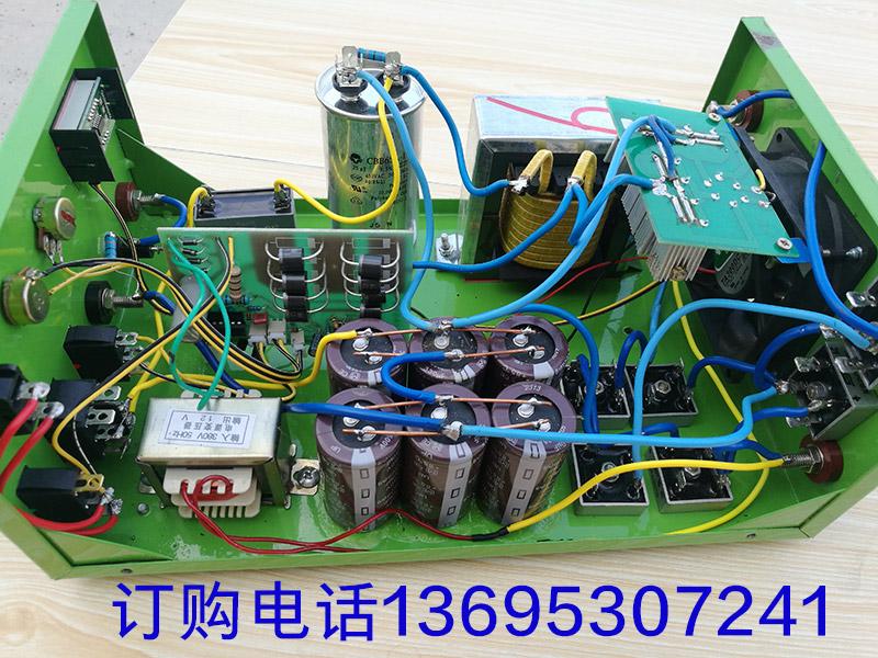 大型三相发电机后级成品机