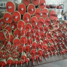 供應無錫-Φ570系列電加熱烘筒Φ800系列油電烘筒不銹鋼蒸汽烘筒冷水輥導布棍廠家直銷圖片