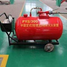 泡沫裝置PY8/500移動輕便式泡沫滅火裝置圖片
