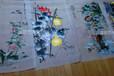 深圳刺绣墙布