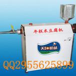 电动多型号米豆腐机多功能自熟米豆腐机动态图片