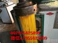 高产量钢丝面机厂家,自熟化玉米面条机油丝面机厂家图片