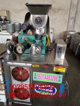 包教技术杂粮面条机多型号面条机自熟冷面机烫面机视频图片