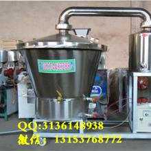 环保型电加热酿酒设备新款式流动烧酒设备技术图片