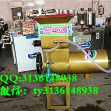 天阳渣浆分离淀粉机技术藕粉机价格低廉多用打粉机图片