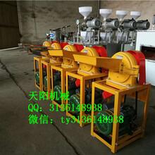 家庭用盘式磨粉机技术多功能杂粮面粉机技术指导图片