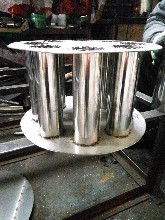 包技术新型流动烧酒机低价酿酒设备价格咨询图片