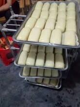 天阳电动自熟年糕机工艺低价米豆腐机碱粑机工艺图片