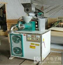 家庭用玉米面条机工艺新款式冷面机烫面机技术指导图片