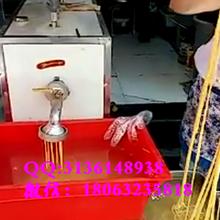 畅销电动玉米面条机价格多功能酸汤子机玉米叉子机包技术图片