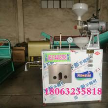 高效电动玉米面条机工艺多功能酸浆汤条机价格咨询图片