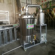促销电动酿酒设备价格咨询不锈钢烤酒机蒸酒机包教技术图片