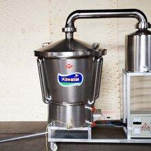 新款式可移动烤酒机包配方图片