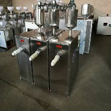 天阳电动荞麦碗团机价格咨询现货供应搅团机扒糕机技术图片
