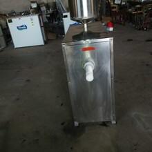 山西电动荞麦碗团机价格多功能搅团机扒糕机技术指导图片