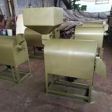 天阳电动黄豆脱皮机价格多功能脱壳机现货供应图片