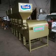 高效电动绿豆脱皮机现货黄豆脱壳机质量可靠图片