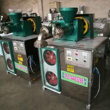 多功能电动玉米面条机钢丝面机价格优惠带技术冷面机图片