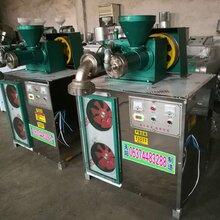 家用型玉米面条机冷面机带技术图片