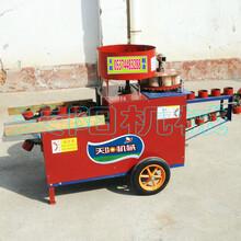 天阳电动装土机价格节省人工装钵机技术指导图片