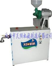 水磨磨浆米线机,即食早餐米粉机图片