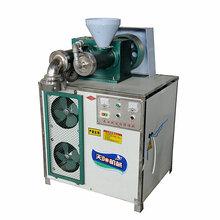 雙螺桿冷面機自熟即食玉米面面條機制造廠家圖片