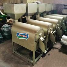 食品廠專用黃豆綠豆脫皮機,三相電紅小豆脫皮機廠家圖片