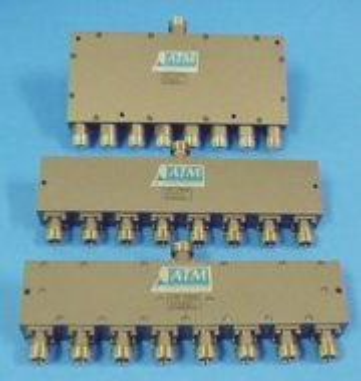 ATMMICROWAVE八路功分器P825C