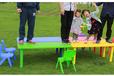 鹰族幼儿园课桌椅批发,幼儿六人桌,幼儿园长方桌,幼儿园塑料桌椅
