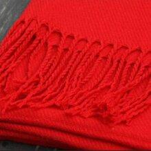 西安圍巾廣告圍巾羊絨圍巾免費設計可定制logo圖片