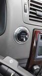 沃尔沃S40改一键启动智能钥匙手机掌控图片