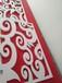 新型材料PVC板雕刻镂空花格加工切割制作镂空花格雕刻装饰花格PVC雕花花格