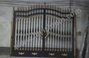 铝艺大门别墅门窗农村别墅门阳台栏杆