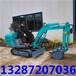 厂家直销果园小挖机小型挖掘机价格低机械履带式挖掘机
